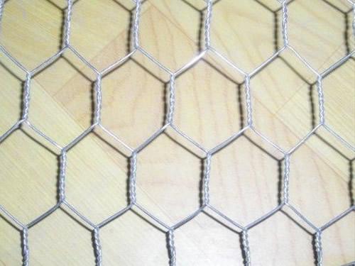 Straight Twist Hexagonal Mesh - Materials - AiJi Chicken Wire Co.
